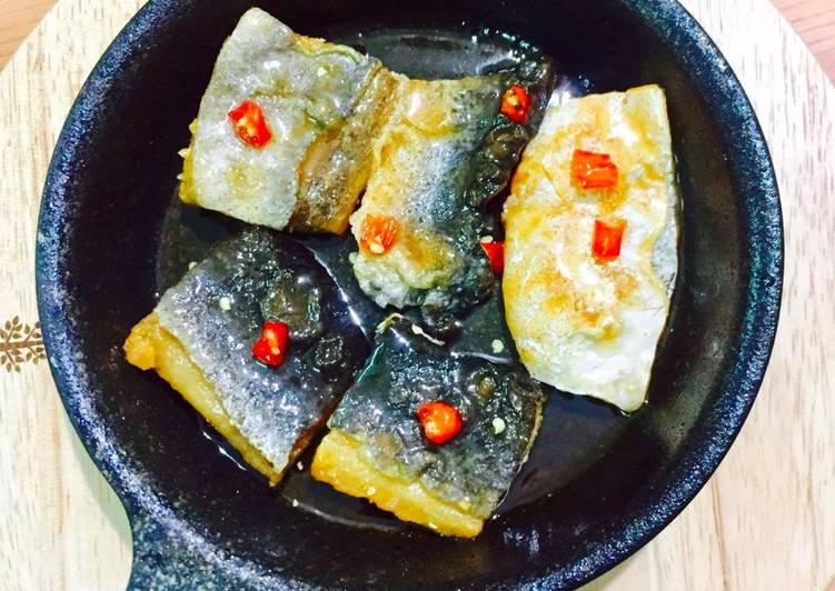 Kết quả hình ảnh cho món ăn cá dứa 1 nắng