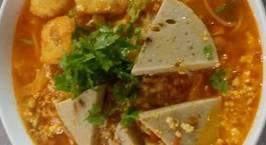 Hình ảnh món Bún Riêu Chay