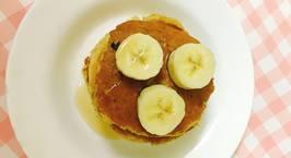 Hình ảnh món Bánh kếp yến mạch cho bữa sáng
