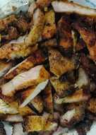 Thịt heo nướng giả cầy