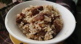Hình ảnh món [RECYCLE LEFTOVER FOODS] Cơm rang cà ri bò bí đỏ