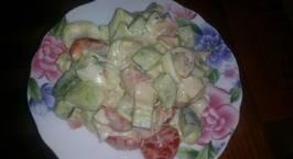 Hình ảnh món Avocado quail egg salad