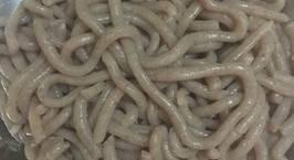 Hình ảnh món Bánh canh bột gạo và bột đậu đỏ