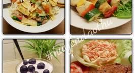 Hình ảnh món Day 2 | Thực đơn Clean eating cho 14 ngày