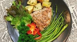Hình ảnh món Steak Tuna
