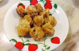 Bánh rán xóc đường Kỳ Anh