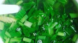 Hình ảnh món Canh cải xanh nấu tôm khô