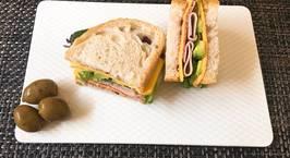 Hình ảnh món Ham&Salami Sandwiches