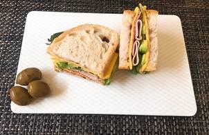Ham&Salami Sandwiches