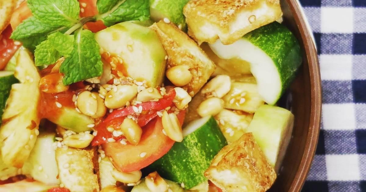 Rojak Salad kiểu Malaysia