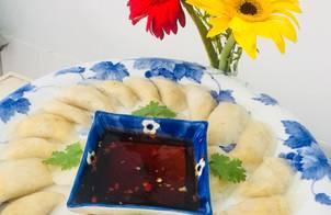 Bánh bột lọc đậu xanh (chay)