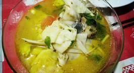 Hình ảnh món Đầu cá nấu canh măng chua