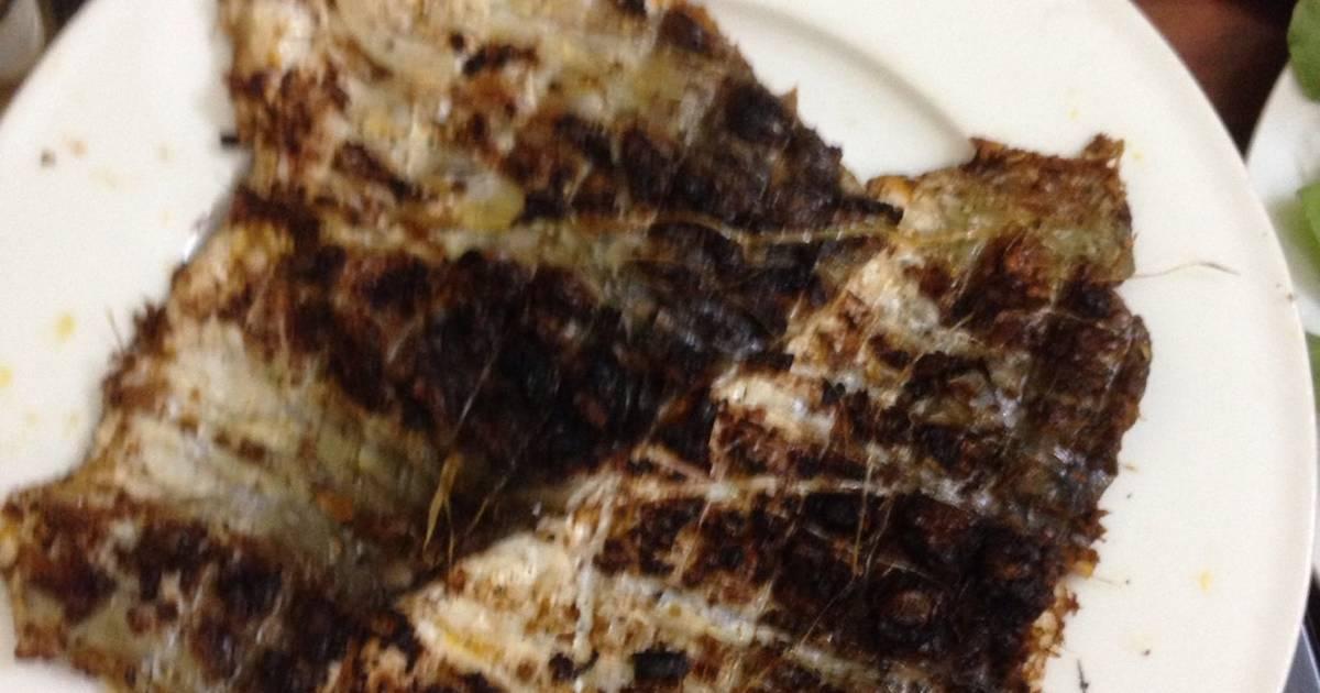 Cá trắm nướng