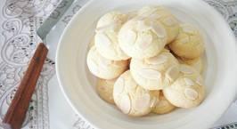 Hình ảnh món Almond Cookies (bánh quy hạnh nhân)
