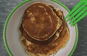 Pancake yến mạch giảm cân