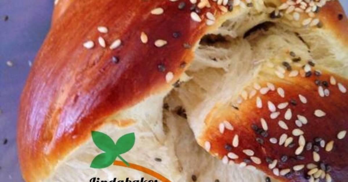 Bánh mỳ Do Thái (Challah Bread)