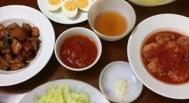 Hình ảnh món Thịt viên sốt cà chua