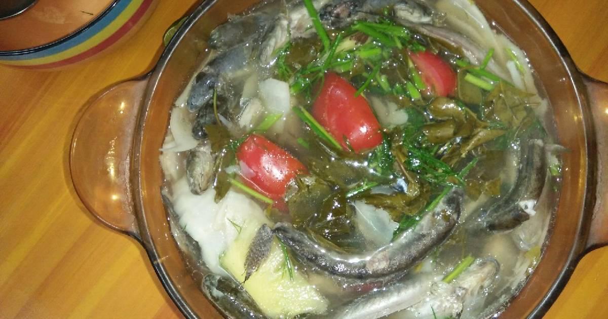 Canh chua Cá kèo lá giang