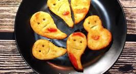Hình ảnh món Halloween Ghost Potatoes ???