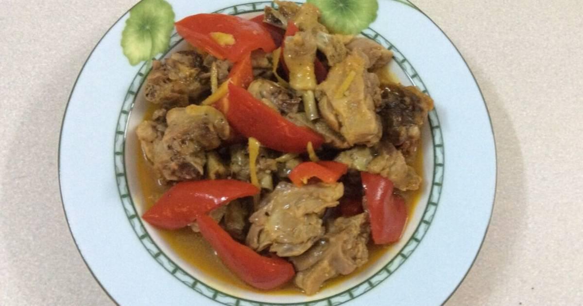 Đùi vịt làm gì với nước dừa Ba Tri?