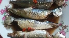 Hình ảnh món Cá nục kho xì dầu