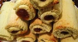 Hình ảnh món Matcha Cream Cheese Pineapple Cake (Bánh phô-mai nhân dứa)