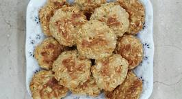 Hình ảnh món Bánh yến mạch bơ đậu phộng