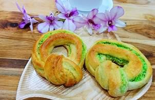 Bánh Mì Ngọt Nhân Sữa Dừa