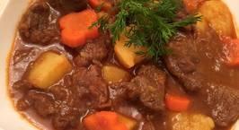 Hình ảnh món Thịt bò sốt vang