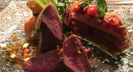 Hình ảnh món Grill lamb tenderloin