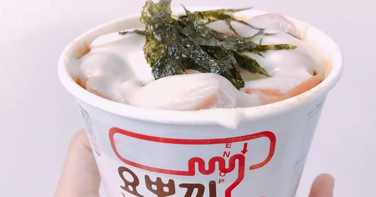 Tokbokki ăn liền suất đặc biệt