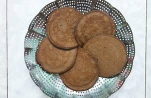 Pancake series No.1 - Chocolate pancake