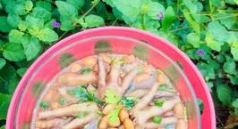 Hình ảnh món Canh chân gà hầm đậu phộng ??