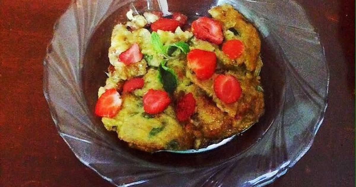 Bánh Crepe chuối (Banana crepe)