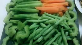 Hình ảnh món Thanh đạm với món rau luộc