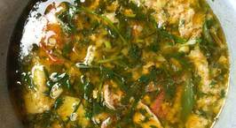 Hình ảnh món Lòng cá trắm nấu canh chua