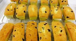 Hình ảnh món Banh fruit cake rasin