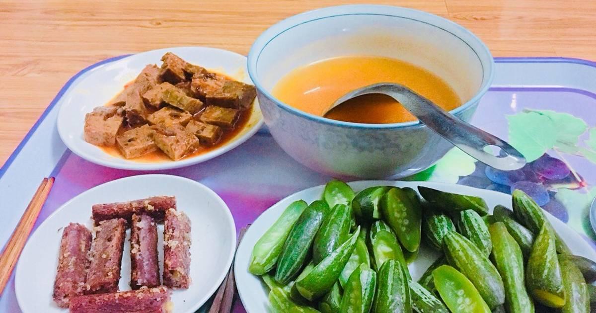 Một bữa cơm chay Vegan đơn giản (Part 2)
