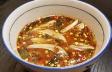 Nước chấm đồ nướng kiểu Thái (Nam Jim Jaew)