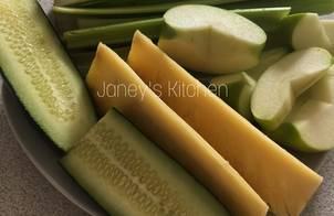 (1) Janey's Juice Recipe