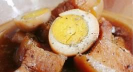 Hình ảnh món Thịt kho trứng (thịt kho tàu)