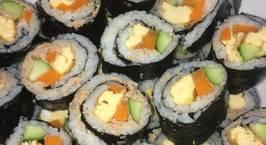 Hình ảnh món Kimbap truyền thống