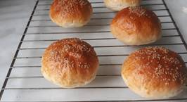 Hình ảnh món Bánh mì trắng/ Burger buns