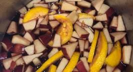 Hình ảnh món Rượu đỏ nấu trái cây (mulled wine)