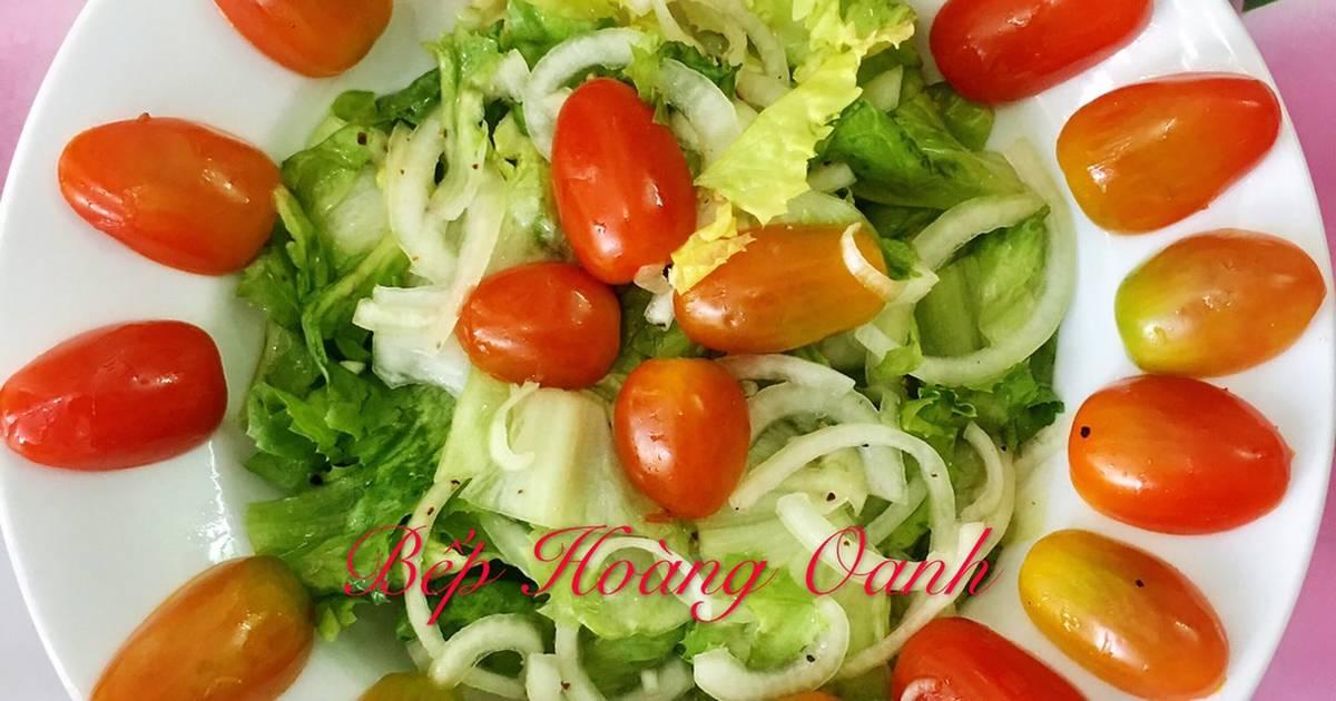 Salad Trộn Chay