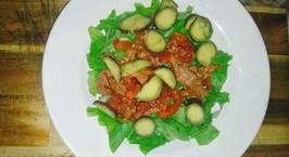 Hình ảnh món Thịt bò sốt cà chua tùm lum ?