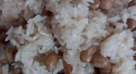 Hình ảnh món Xôi đậu phộng cho bữa sáng nhanh gọn