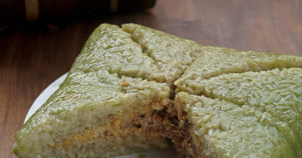 Bánh chưng Tết