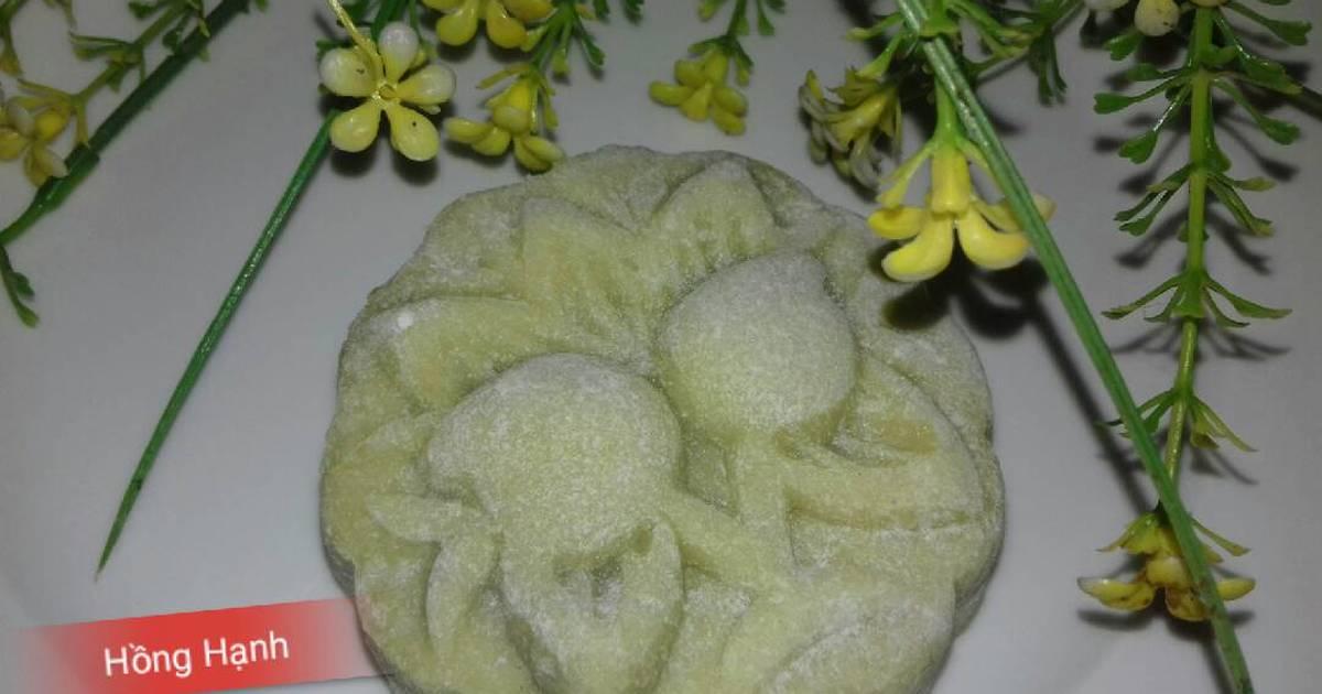 Bánh Dẻo Trà Xanh Nhân Cửu Cốc Thuần Chay