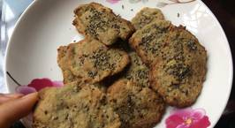 Hình ảnh món Bánh khoai lang yến mạch ngũ cốc giảm cân